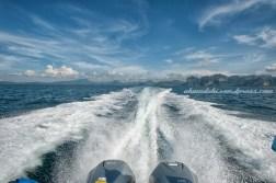 Speedboat to Phi Phi Island - Roadtrip Alor Setar - Krabi 2013