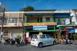 Kong Ka Pier, Krabi Town