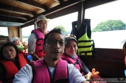 Big Long Tail Boat - Roadtrip Alor Setar - Krabi 2013