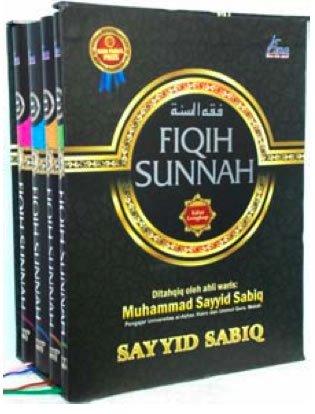 Mengenal Kitab Fiqh Sunnah Sayyid Sabiq