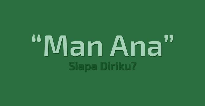 Sholawat Man Ana Arab Latin Indonesia