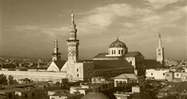 Sejarah Berdirinya Dinasti Umayyah di Damaskus