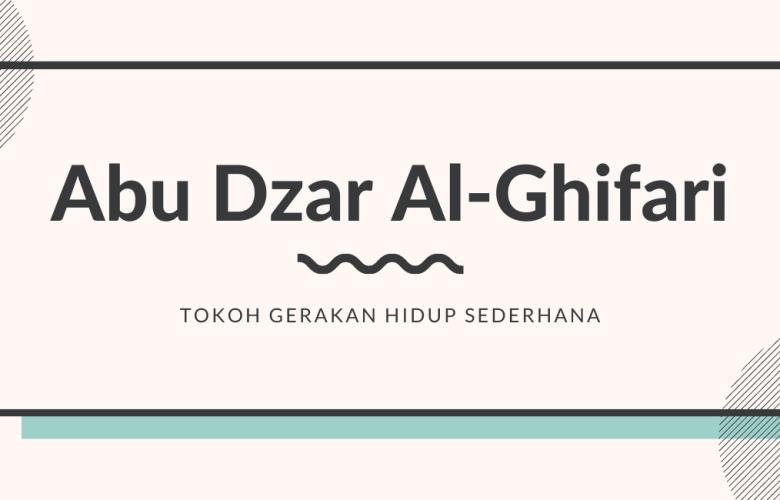 Kisah Abu Dzar Al Ghifari