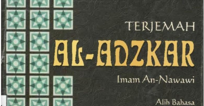 Download Terjemah Adzkar Nawawi Pdf