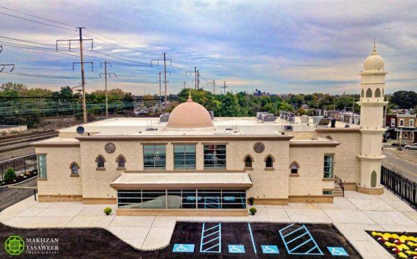 masjid pertama philadelphia ahmadiyah