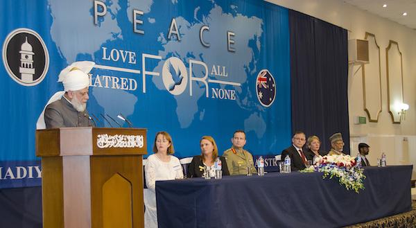 bersatu untuk perdamaian