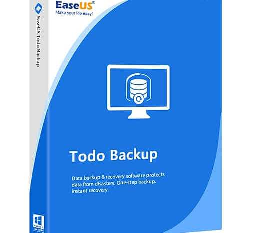 EaseUS Todo Backup 13.5.0.0 Crack With License Code {2021}