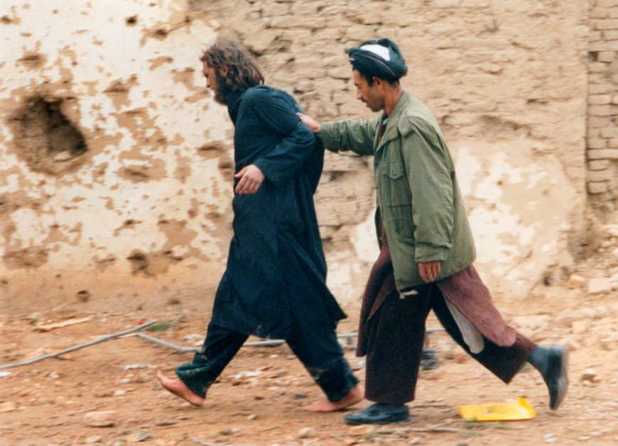 "Can John Walker Lindh ""American Taliban"" Be De-radicalized?"