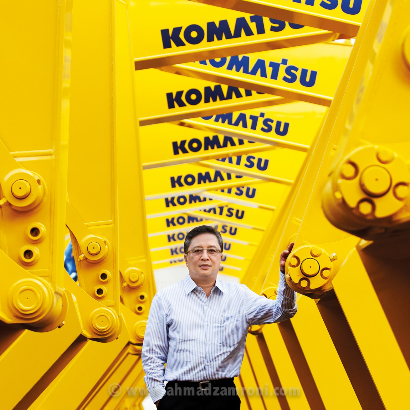 Djoko Pranoto, President Director of United Tractors