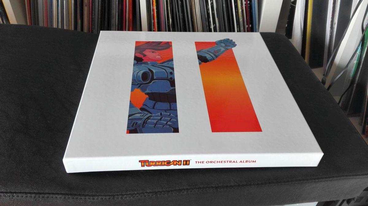 Turrican 2 Vinyl aus dem Kickstarter