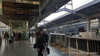Kyoto Shinkansen Station