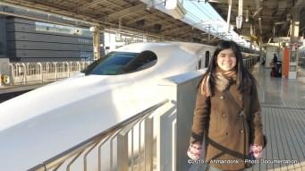 Shinkansen N700A Series
