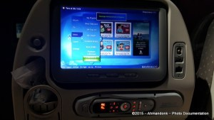 Singapore Airlines - A380-800 - Inflight Entertainment