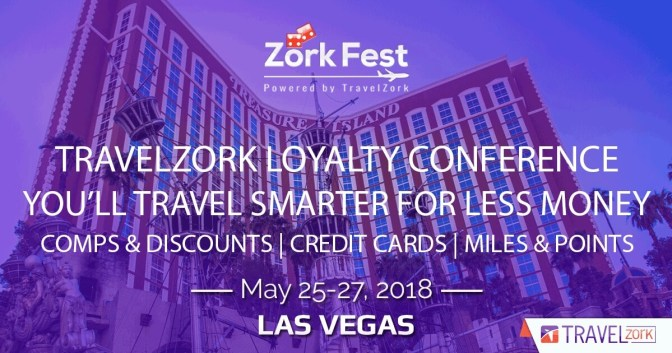 Learn to Travel Smarter with the Second ZorkFest Loyalty and Casino Conference