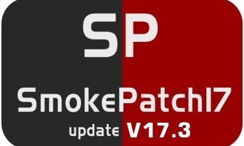 GAME: PES 2017 SmokePatch17 v3 update 17.3.1