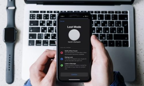 How to Put Your AirTag in Lost Mode