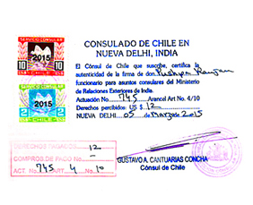 Agreement Attestation for Chile in Tapi, Agreement Legalization for Chile , Birth Certificate Attestation for Chile in Tapi, Birth Certificate legalization for Chile in Tapi, Board of Resolution Attestation for Chile in Tapi, certificate Attestation agent for Chile in Tapi, Certificate of Origin Attestation for Chile in Tapi, Certificate of Origin Legalization for Chile in Tapi, Commercial Document Attestation for Chile in Tapi, Commercial Document Legalization for Chile in Tapi, Degree certificate Attestation for Chile in Tapi, Degree Certificate legalization for Chile in Tapi, Birth certificate Attestation for Chile , Diploma Certificate Attestation for Chile in Tapi, Engineering Certificate Attestation for Chile , Experience Certificate Attestation for Chile in Tapi, Export documents Attestation for Chile in Tapi, Export documents Legalization for Chile in Tapi, Free Sale Certificate Attestation for Chile in Tapi, GMP Certificate Attestation for Chile in Tapi, HSC Certificate Attestation for Chile in Tapi, Invoice Attestation for Chile in Tapi, Invoice Legalization for Chile in Tapi, marriage certificate Attestation for Chile , Marriage Certificate Attestation for Chile in Tapi, Tapi issued Marriage Certificate legalization for Chile , Medical Certificate Attestation for Chile , NOC Affidavit Attestation for Chile in Tapi, Packing List Attestation for Chile in Tapi, Packing List Legalization for Chile in Tapi, PCC Attestation for Chile in Tapi, POA Attestation for Chile in Tapi, Police Clearance Certificate Attestation for Chile in Tapi, Power of Attorney Attestation for Chile in Tapi, Registration Certificate Attestation for Chile in Tapi, SSC certificate Attestation for Chile in Tapi, Transfer Certificate Attestation for Chile