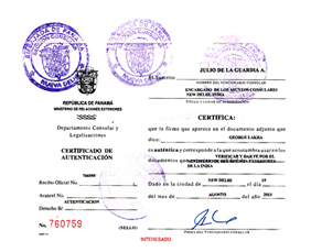 Agreement Attestation for Panama in Himatnagar, Agreement Legalization for Panama , Birth Certificate Attestation for Panama in Himatnagar, Birth Certificate legalization for Panama in Himatnagar, Board of Resolution Attestation for Panama in Himatnagar, certificate Attestation agent for Panama in Himatnagar, Certificate of Origin Attestation for Panama in Himatnagar, Certificate of Origin Legalization for Panama in Himatnagar, Commercial Document Attestation for Panama in Himatnagar, Commercial Document Legalization for Panama in Himatnagar, Degree certificate Attestation for Panama in Himatnagar, Degree Certificate legalization for Panama in Himatnagar, Birth certificate Attestation for Panama , Diploma Certificate Attestation for Panama in Himatnagar, Engineering Certificate Attestation for Panama , Experience Certificate Attestation for Panama in Himatnagar, Export documents Attestation for Panama in Himatnagar, Export documents Legalization for Panama in Himatnagar, Free Sale Certificate Attestation for Panama in Himatnagar, GMP Certificate Attestation for Panama in Himatnagar, HSC Certificate Attestation for Panama in Himatnagar, Invoice Attestation for Panama in Himatnagar, Invoice Legalization for Panama in Himatnagar, marriage certificate Attestation for Panama , Marriage Certificate Attestation for Panama in Himatnagar, Himatnagar issued Marriage Certificate legalization for Panama , Medical Certificate Attestation for Panama , NOC Affidavit Attestation for Panama in Himatnagar, Packing List Attestation for Panama in Himatnagar, Packing List Legalization for Panama in Himatnagar, PCC Attestation for Panama in Himatnagar, POA Attestation for Panama in Himatnagar, Police Clearance Certificate Attestation for Panama in Himatnagar, Power of Attorney Attestation for Panama in Himatnagar, Registration Certificate Attestation for Panama in Himatnagar, SSC certificate Attestation for Panama in Himatnagar, Transfer Certificate Attestation for Panama