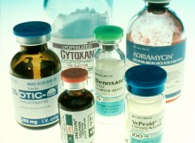 العلاج الاشعاعي والكيمائي لسرطان الرئة