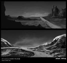 landscape by KRITA.org
