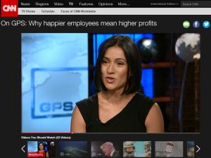 BURSALI GENÇ PROFESÖR ZEYNEP TON CNN INTERNATIONAL YAYININDA