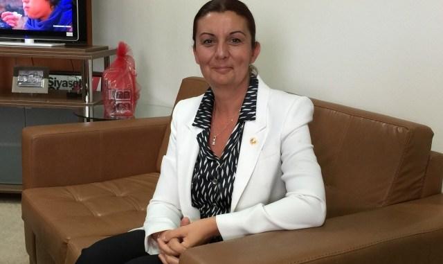 CHP GENEL BAŞKAN YARDIMCISI PROF. DR. LALE KARABIYIL