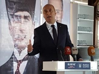 AK PARTİ MUDANYA ADAYI DR. MURAT ÜNAL