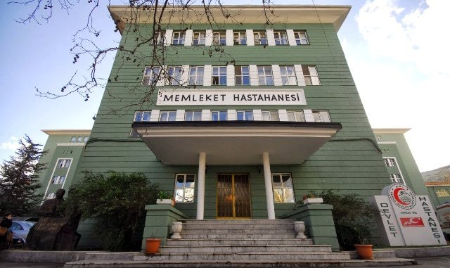 BURSA DEVLET HASTANESİ