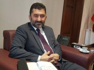 BTU REKTORU PROF DR ARIF KARADEMIR