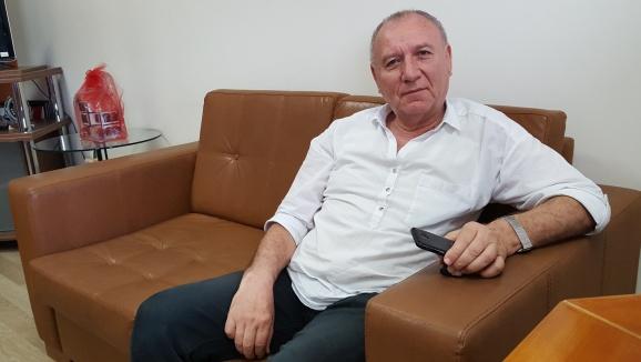 DP GENEL BASKAN YARDIMCISI AHMET OKUR