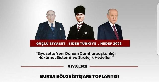 MHP BOLGE iSTiSARE TOPLANTISI