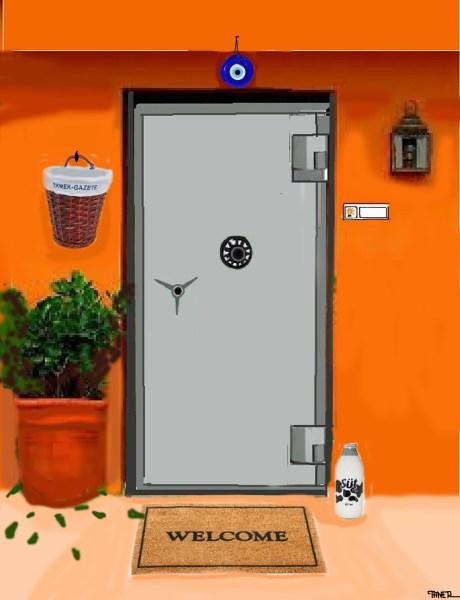 kapı son