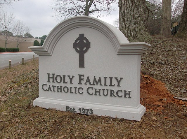 Quality Church Signs