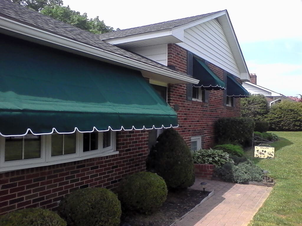 Residential Awnings | A. Hoffman Awning Co