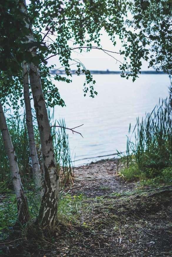 Unser Platz am Cospudener See