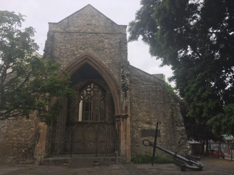 Holyrood Church Southampton