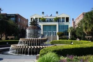 Vereinigten Staaten von Amerika- Pineapple Springbrunnen