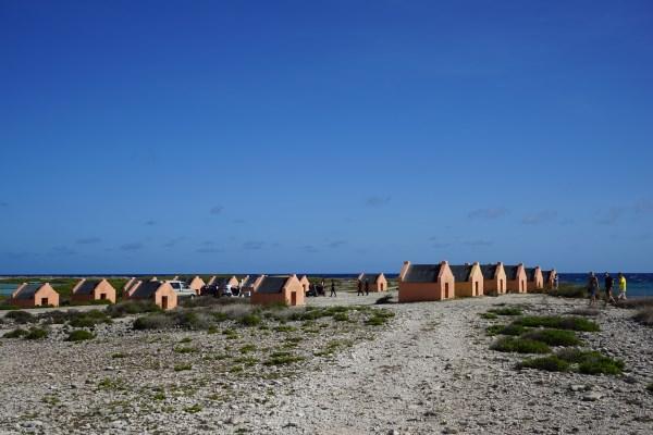 ehemalige Besiedelung Bonaire