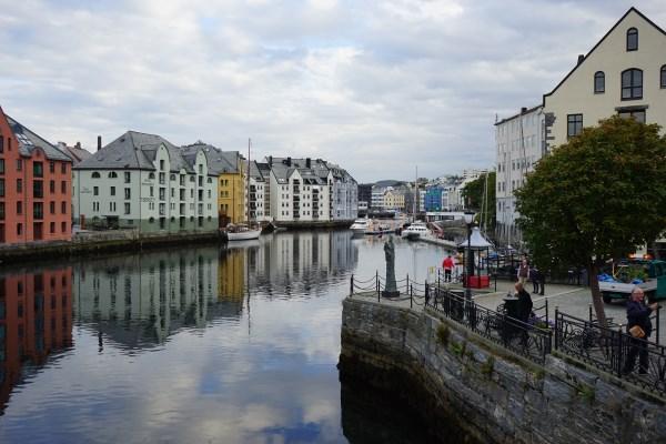Ålesund Innenstadt