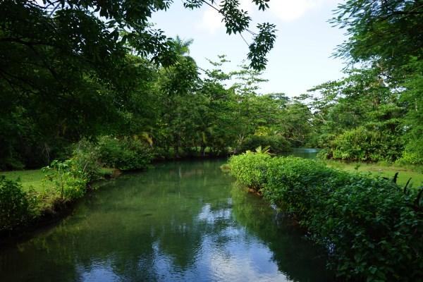 Frenchman's Cove - Botanischer Garten und Süßwasserfluss