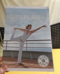 Kursprogramm Body & Soul Sport