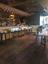 Miraflores Schleusen - Atlantic Pacific Restaurant