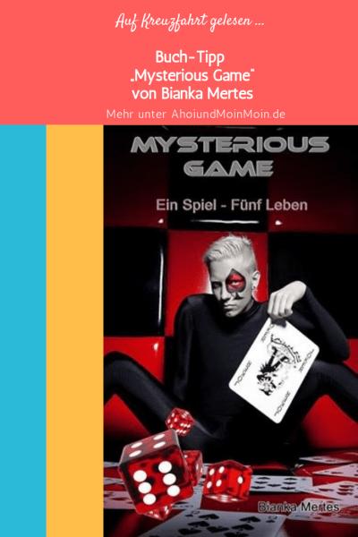 """""""Mysterious Game"""" von Bianka Mertes"""
