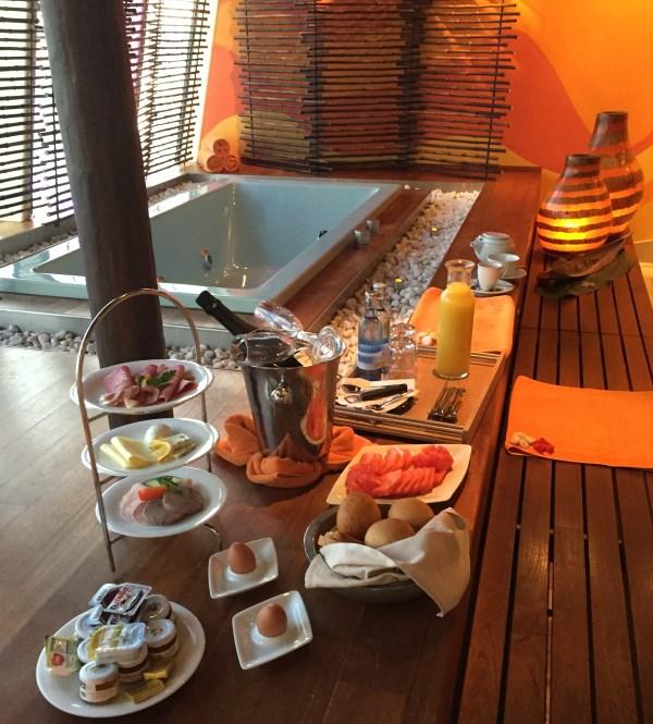 AIDAbella - Wellness Suite mit Frühstück