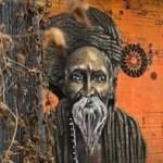 Mural – lay la xing & huami – köln, ehrenfeld