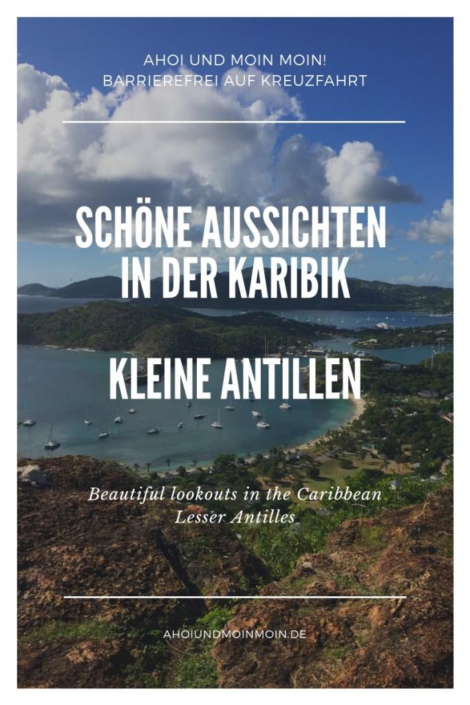 Schöne Aussichten in der Karibik - kleine Antillen