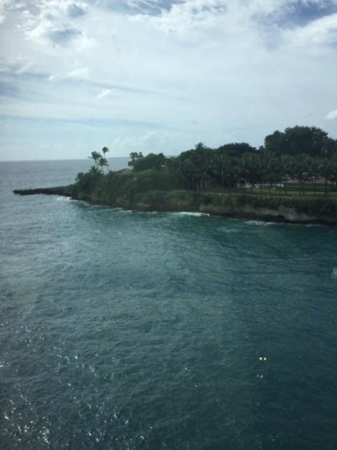 Bucht von La Romana
