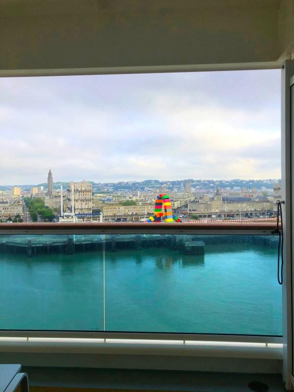 Le Havre - Blick auf die Stadt