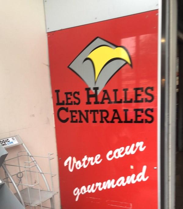 Les Halles Centrales du Havre - Markt Ausflug