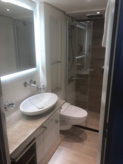 Diamond Suite Badezimmer